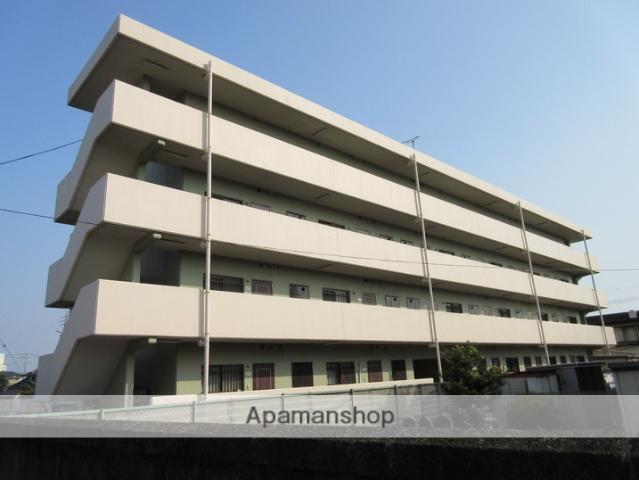 静岡県駿東郡長泉町、長泉なめり駅徒歩14分の築26年 4階建の賃貸マンション