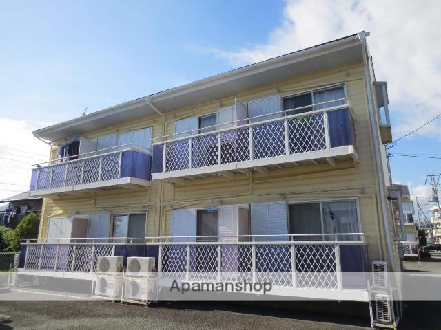 静岡県三島市、長泉なめり駅徒歩17分の築23年 2階建の賃貸アパート