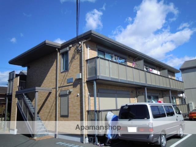 静岡県三島市、大場駅徒歩5分の築10年 2階建の賃貸アパート