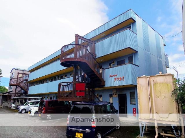 静岡県三島市、三島広小路駅徒歩19分の築21年 3階建の賃貸マンション