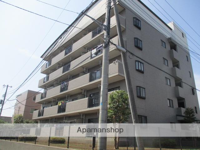 静岡県駿東郡清水町、三島広小路駅徒歩40分の築18年 5階建の賃貸マンション