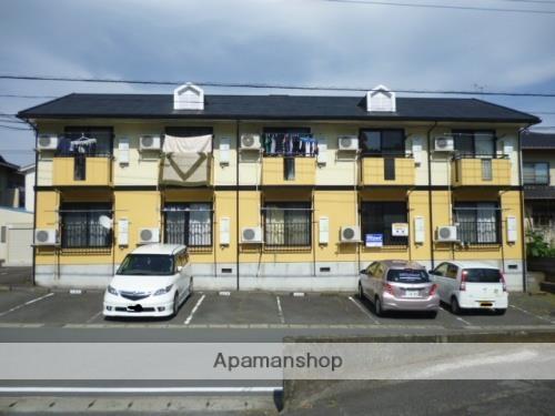 静岡県三島市、三島二日町駅徒歩24分の築23年 2階建の賃貸アパート