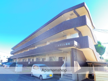 静岡県駿東郡清水町の築28年 3階建の賃貸マンション