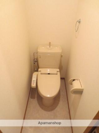 ラフィーネ橋戸[2DK/48.3m2]のトイレ