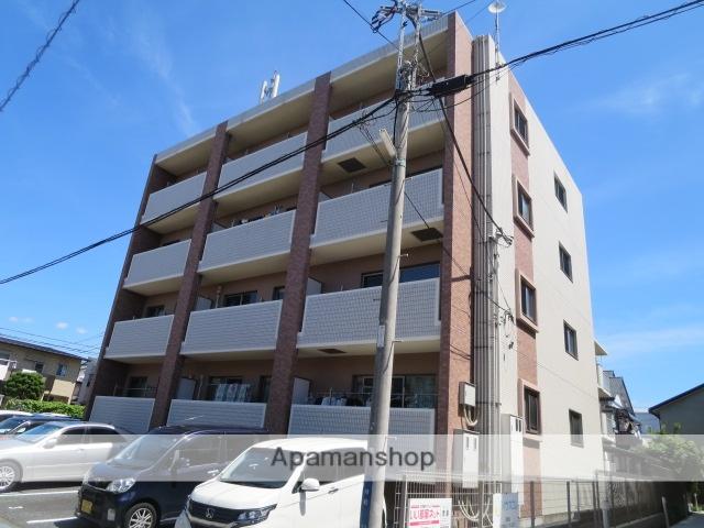 静岡県三島市、三島駅徒歩20分の築10年 4階建の賃貸マンション
