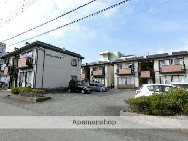 静岡県駿東郡長泉町、長泉なめり駅徒歩12分の築23年 2階建の賃貸アパート