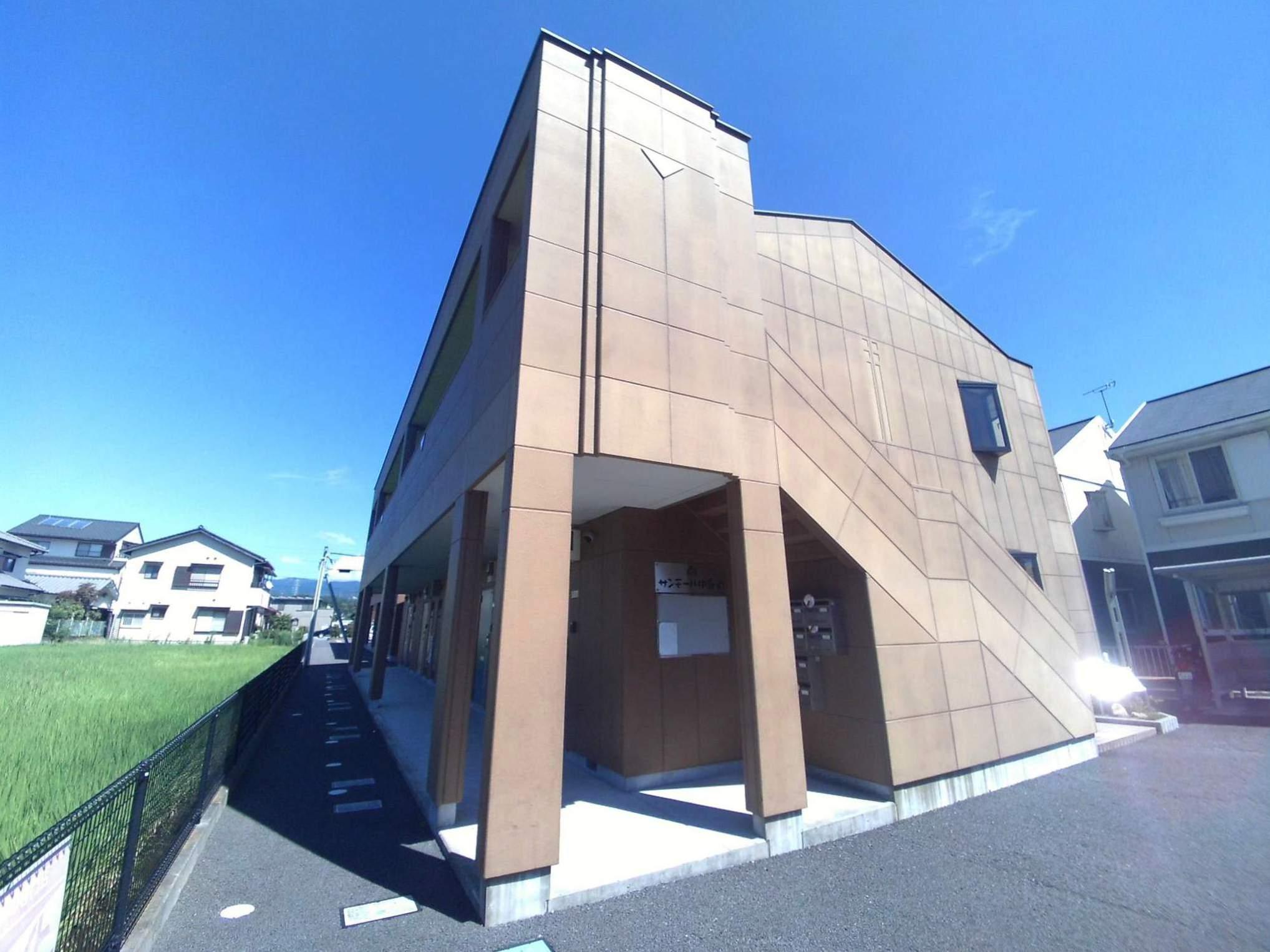 静岡県三島市、大場駅徒歩13分の築9年 2階建の賃貸マンション