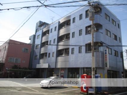 静岡県三島市、三島駅徒歩10分の築26年 4階建の賃貸マンション
