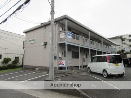 静岡県裾野市、裾野駅徒歩11分の築28年 2階建の賃貸アパート