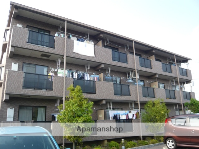 静岡県三島市の築15年 3階建の賃貸マンション