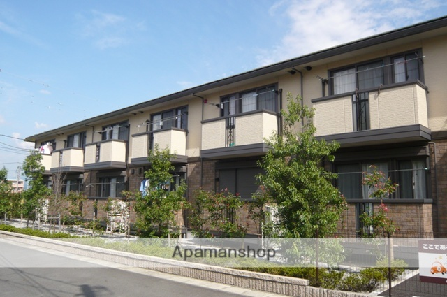 静岡県駿東郡清水町、三島広小路駅徒歩40分の築8年 2階建の賃貸アパート