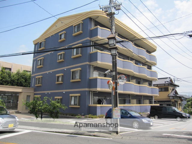 静岡県三島市、三島駅徒歩18分の築10年 4階建の賃貸マンション