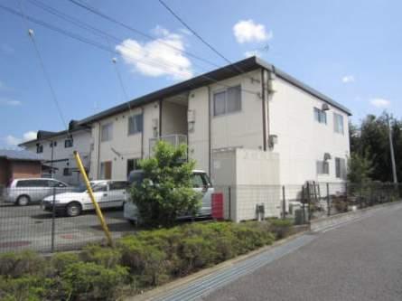 静岡県駿東郡清水町、三島田町駅徒歩34分の築29年 2階建の賃貸アパート