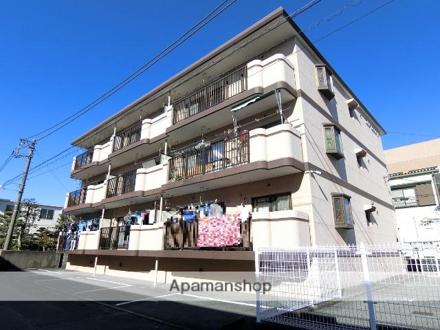 静岡県駿東郡清水町、三島広小路駅徒歩48分の築21年 3階建の賃貸マンション