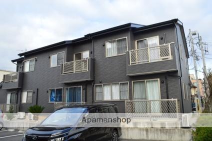 静岡県駿東郡長泉町、三島駅徒歩16分の築3年 2階建の賃貸アパート