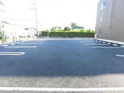 メイプルコート[1K/34.01m2]の駐車場