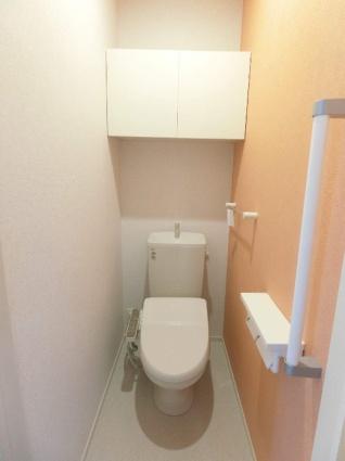 メイプルコート[1K/34.01m2]のトイレ
