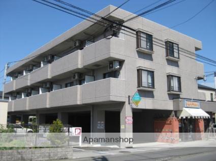 静岡県三島市、三島駅徒歩9分の築22年 3階建の賃貸マンション