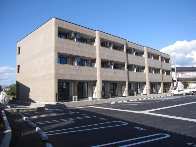 静岡県三島市、三島二日町駅徒歩19分の築6年 3階建の賃貸マンション