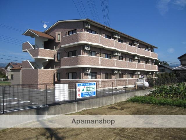 静岡県駿東郡長泉町、三島駅徒歩28分の築10年 3階建の賃貸マンション