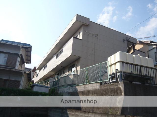 静岡県三島市、三島駅徒歩25分の築21年 2階建の賃貸アパート