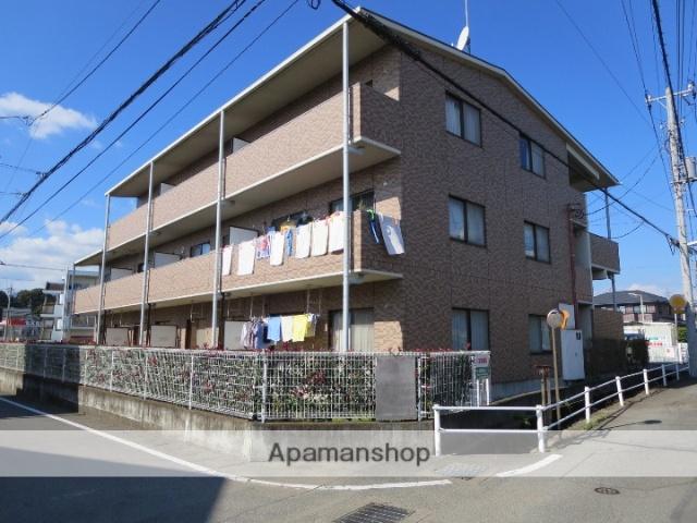 静岡県駿東郡長泉町、長泉なめり駅徒歩16分の築27年 3階建の賃貸マンション