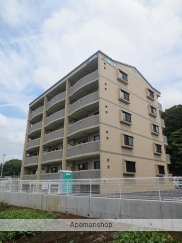 静岡県駿東郡長泉町、長泉なめり駅徒歩20分の築4年 5階建の賃貸マンション