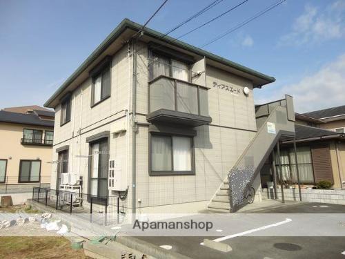 静岡県駿東郡清水町、三島駅徒歩18分の築12年 2階建の賃貸アパート