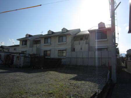 静岡県駿東郡清水町の築28年 2階建の賃貸アパート
