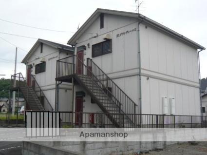 静岡県三島市の築21年 2階建の賃貸アパート