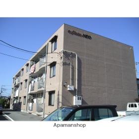 静岡県三島市、大場駅徒歩7分の築16年 3階建の賃貸マンション