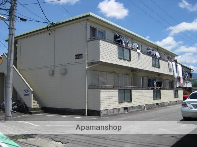 静岡県三島市、三島駅徒歩13分の築22年 2階建の賃貸アパート