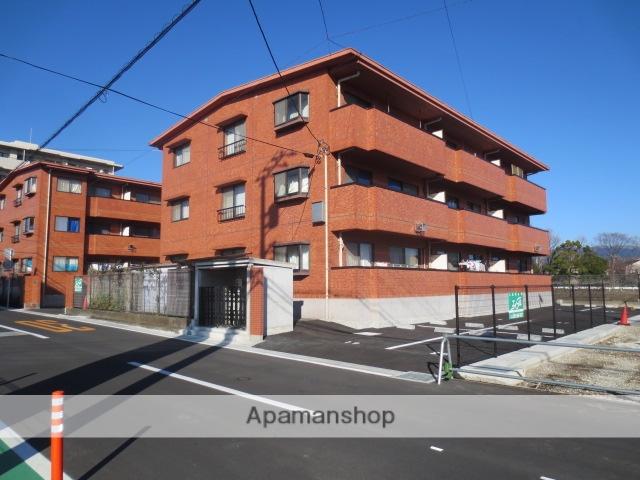 静岡県駿東郡長泉町、長泉なめり駅徒歩13分の築28年 3階建の賃貸マンション