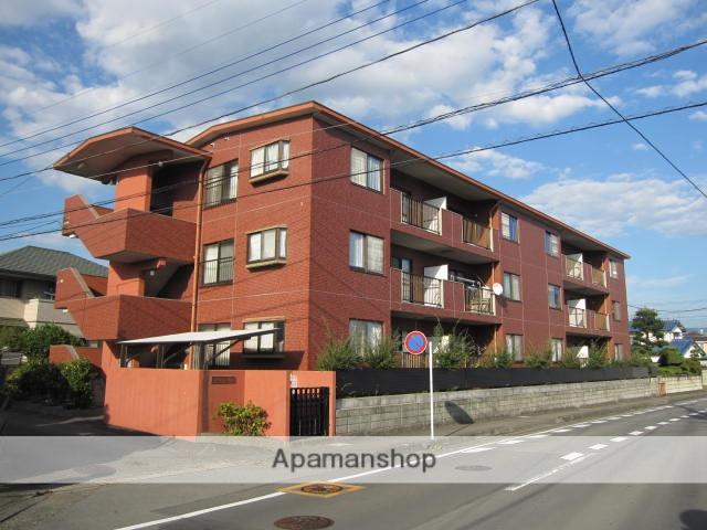静岡県駿東郡長泉町、三島駅徒歩15分の築23年 3階建の賃貸マンション