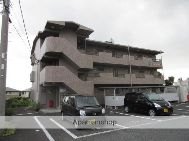 静岡県駿東郡長泉町、下土狩駅徒歩19分の築15年 3階建の賃貸マンション