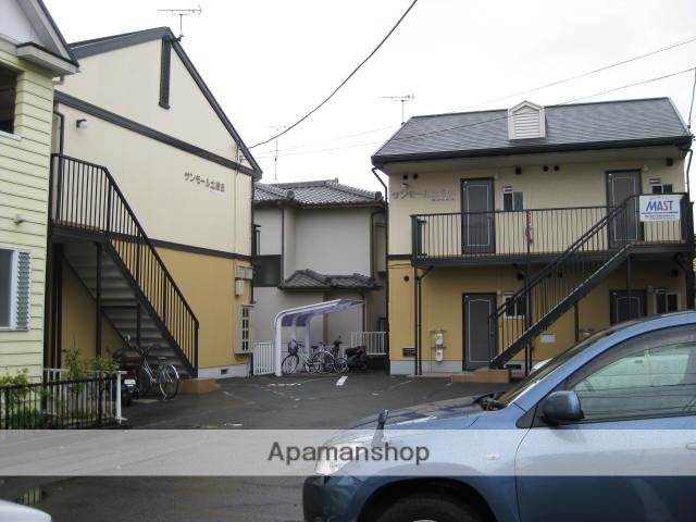 静岡県駿東郡長泉町、三島駅徒歩16分の築24年 2階建の賃貸アパート