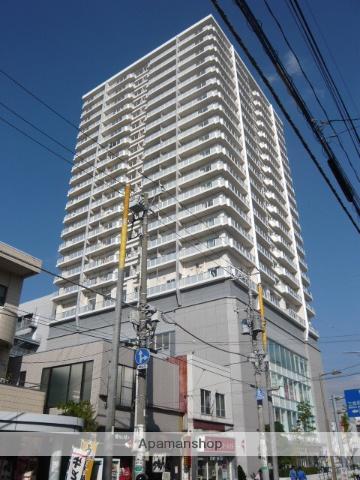 静岡県三島市、三島駅徒歩12分の築12年 21階建の賃貸マンション