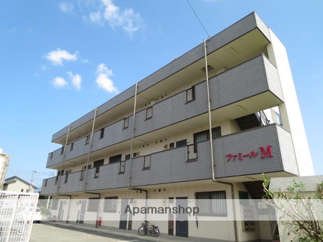 静岡県三島市、三島二日町駅徒歩16分の築21年 3階建の賃貸マンション