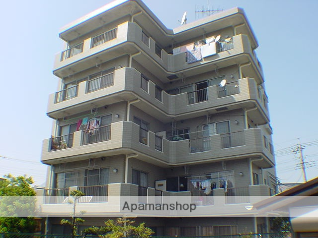 静岡県駿東郡清水町の築21年 5階建の賃貸マンション