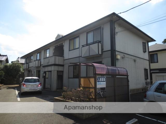 静岡県駿東郡長泉町、下土狩駅徒歩14分の築23年 2階建の賃貸アパート