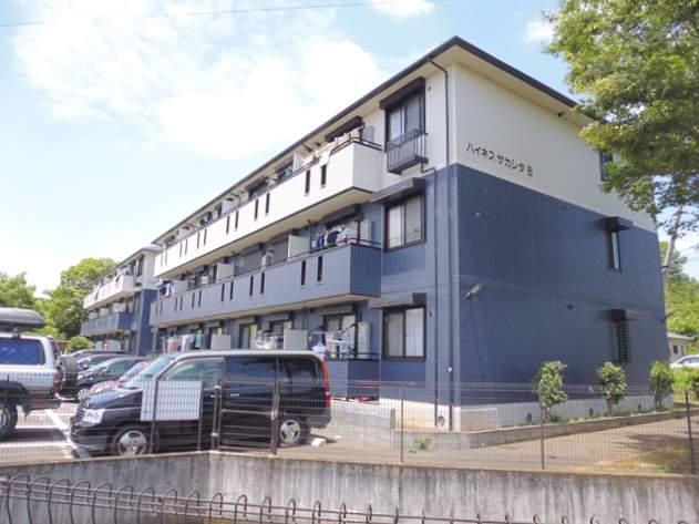 静岡県駿東郡長泉町、長泉なめり駅徒歩14分の築15年 3階建の賃貸アパート