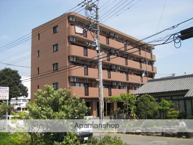 静岡県駿東郡長泉町、長泉なめり駅徒歩18分の築10年 5階建の賃貸マンション