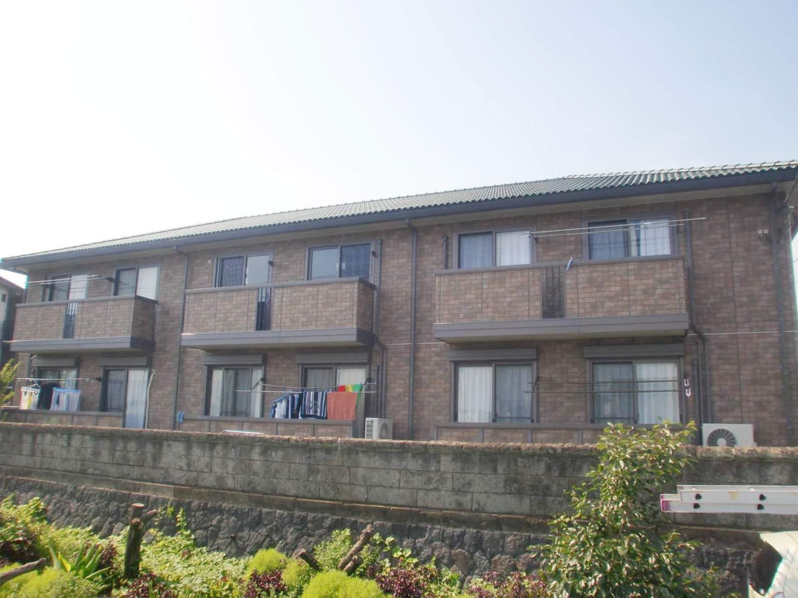 静岡県三島市の築10年 2階建の賃貸アパート