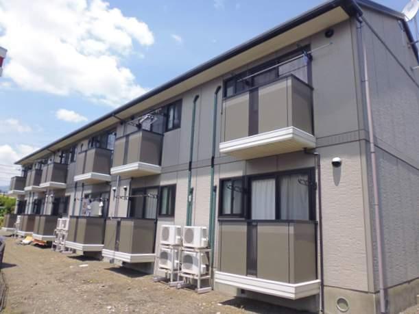 静岡県駿東郡長泉町、長泉なめり駅徒歩7分の築17年 2階建の賃貸アパート