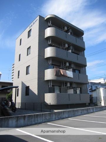 静岡県駿東郡長泉町、三島駅徒歩11分の築10年 4階建の賃貸マンション