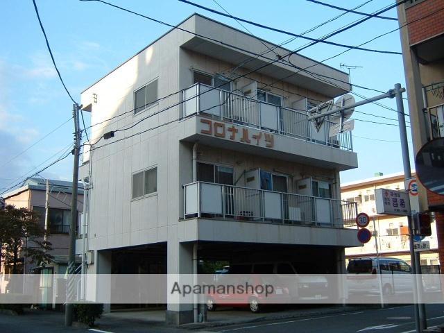 静岡県三島市、三島駅徒歩11分の築31年 3階建の賃貸アパート