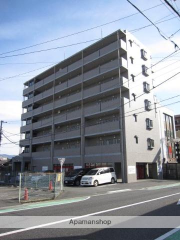静岡県三島市、三島駅徒歩5分の築13年 7階建の賃貸マンション
