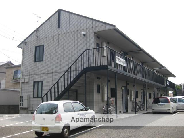 静岡県駿東郡長泉町、三島駅徒歩17分の築19年 2階建の賃貸アパート