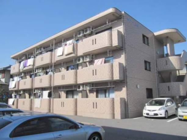 静岡県駿東郡長泉町、長泉なめり駅徒歩13分の築9年 3階建の賃貸マンション