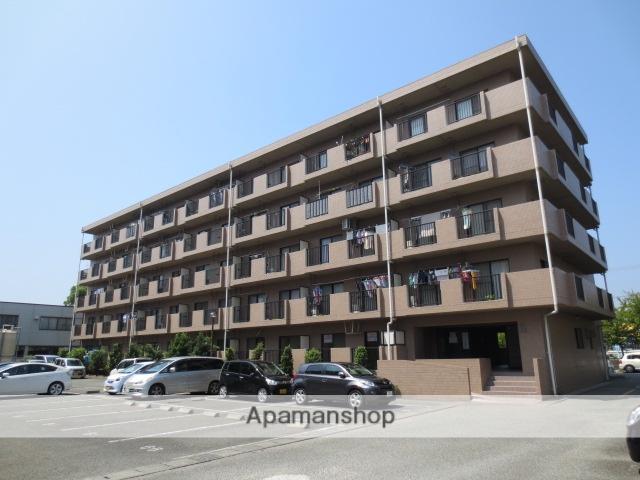 静岡県駿東郡清水町、三島広小路駅徒歩18分の築20年 5階建の賃貸マンション